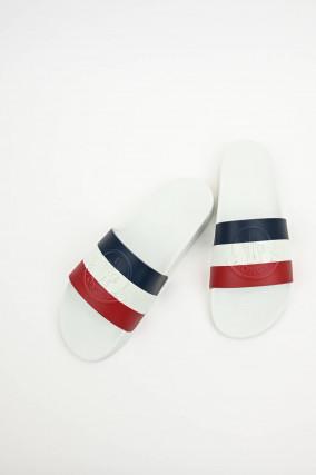 Pantolette BASILE in Weiß