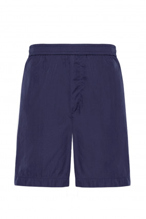 Bermuda / Badeshort in Navy