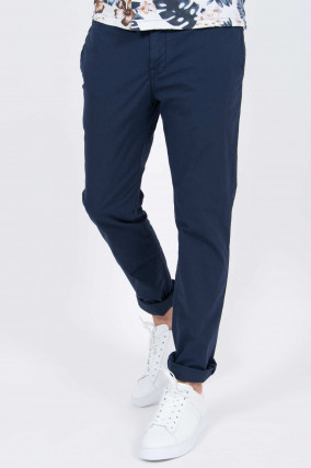 Chino EXTRA SLIM in Navy
