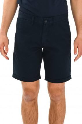 Basic Bermuda Shorts in Navy