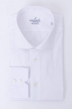 Klassiches Hemd in Weiß
