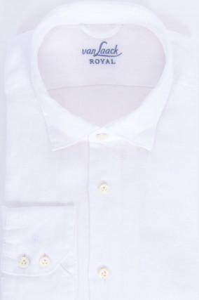 Leinenhemd LADON in Weiß