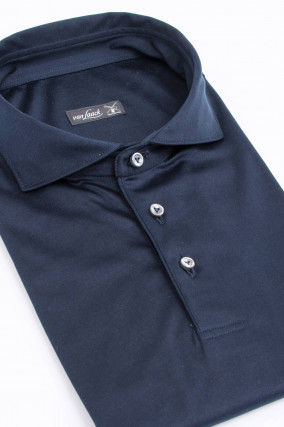 Polo-Shirt in Navy