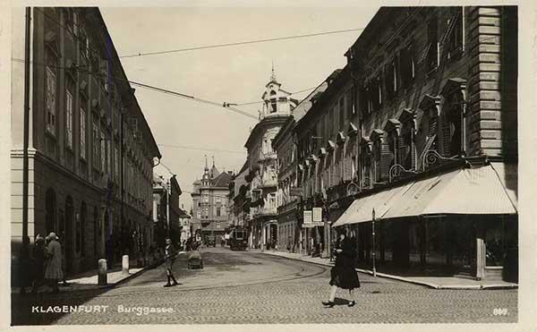 Postkarten-Aufnahme - 1927