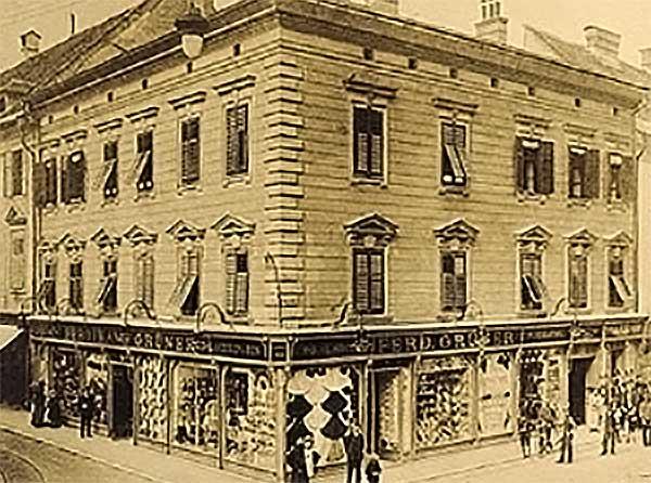 Umbau - 1909