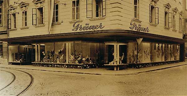 Renovierung Portal - 1950