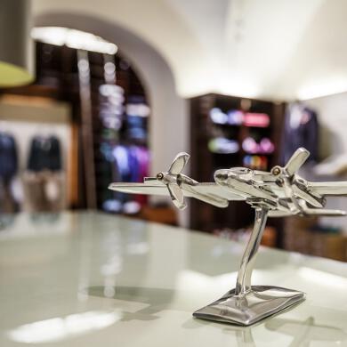 Modehaus Grüner: Store in der Burggasse - Herren (Bild 3 von 4)