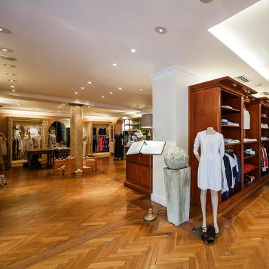 Modehaus Grüner: Store in der Burggasse - Damen - Überblick (Bild 6 von 6)