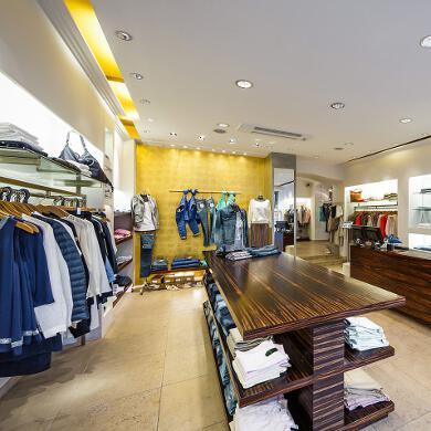 Modehaus Grüner: Store in der Kramergasse - Überblick  (Bild 2 von 2)