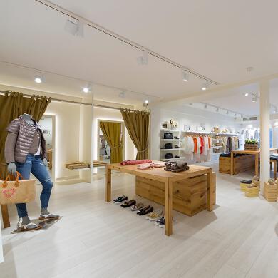Modehaus Grüner: Store in Velden (Bild 3 von 3)