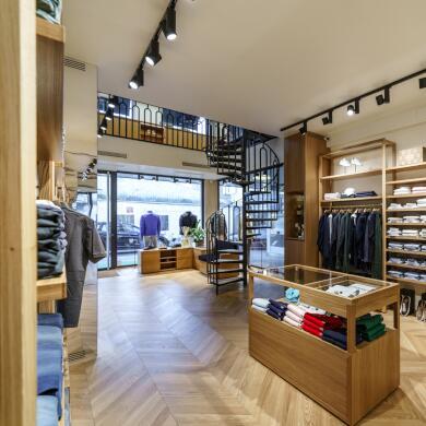 Modehaus Grüner: Store in Velden - Herren - Geschäftslokal (Bild 3 von 9)