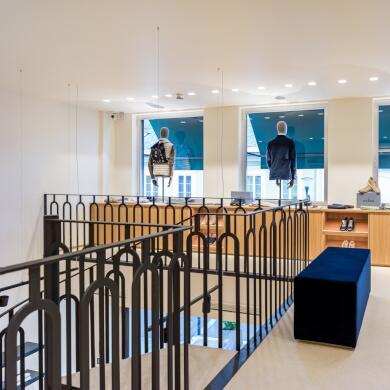 Modehaus Grüner: Store in Velden - Herren - Erster Stock (Bild 4 von 9)