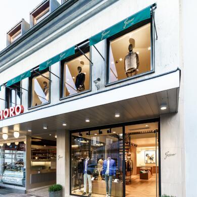 Modehaus Grüner: Store in Velden - Herren (Bild 7 von 9)