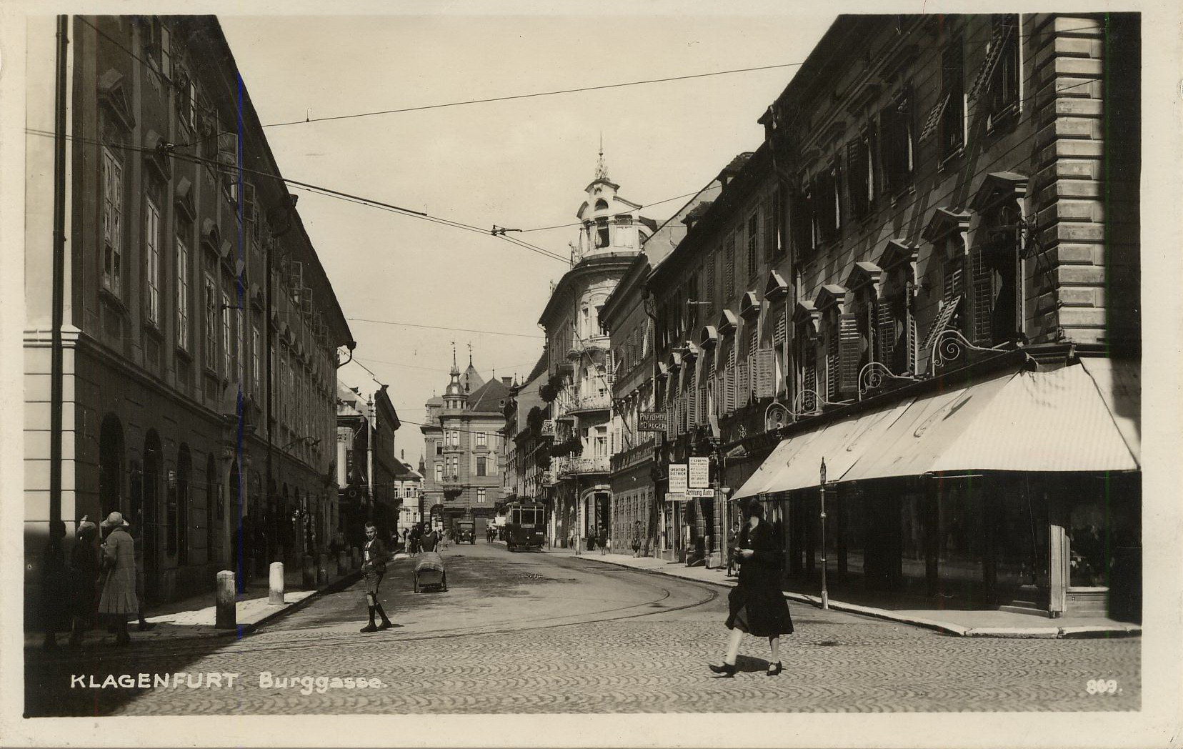 Geschichte 1927