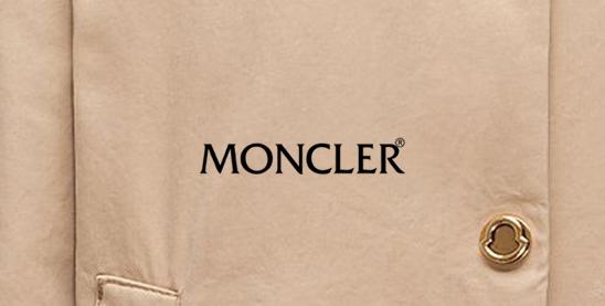 Moncler Egeria Mantel